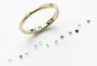 うるうるとした輝きが魅力的なローズカットのダイヤモンド
