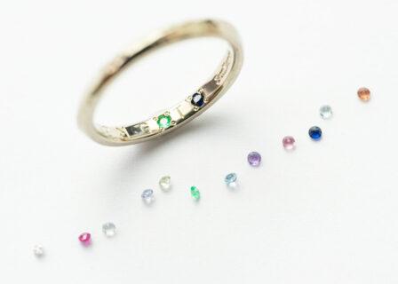 ダイヤモンド以外の魅力的な天然石たち