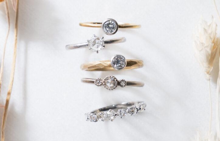 結婚指輪の年代別相場観まとめ